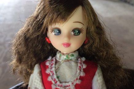 特別メンテナンス編 | リカちゃん人形の髪の毛