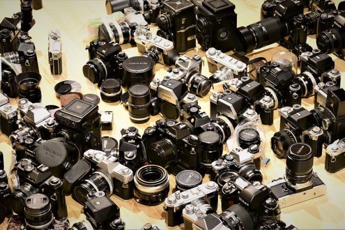 緊急共同企画 カメラコレクターの遺産